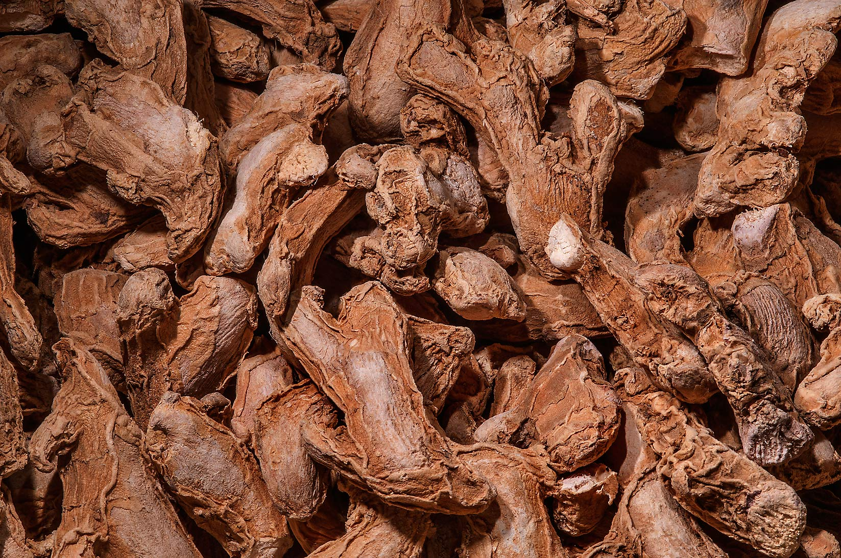 Dried poop of snakes for sale in spice section of Souq Waqif (Old Market). Doha, Qatar