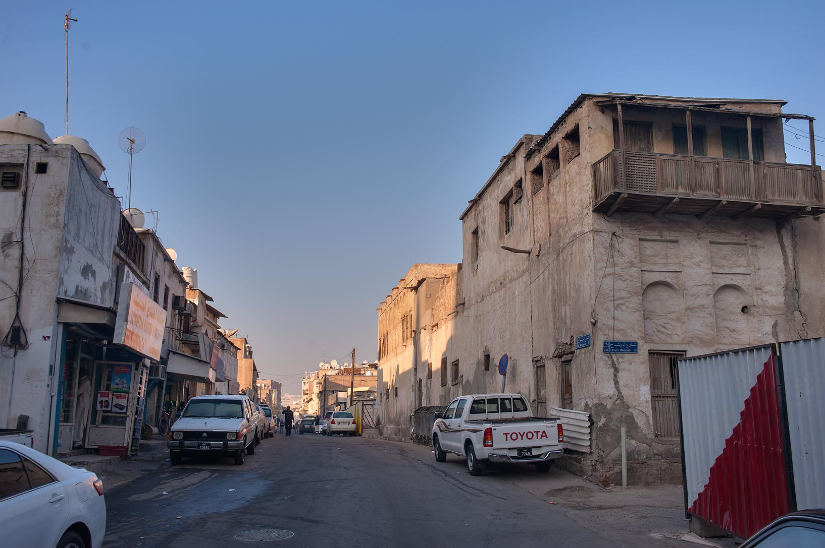 Old city in Musheirib area. Doha, Qatar