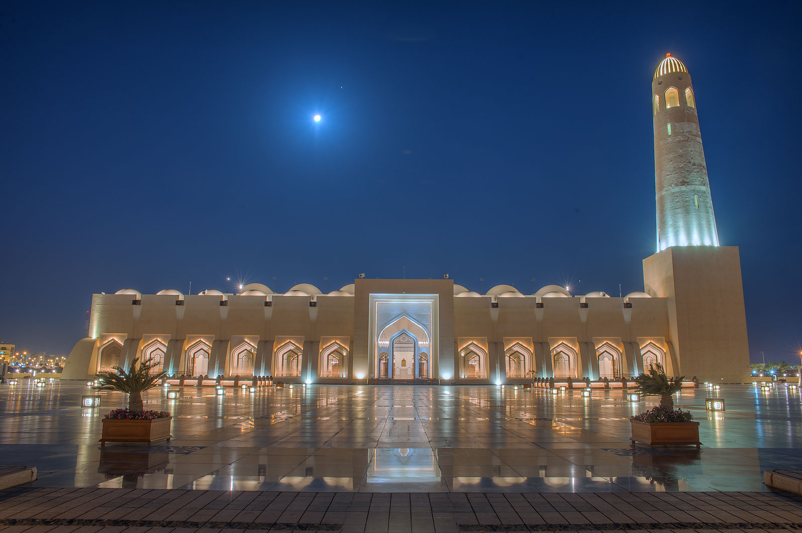 Photo 1378 10 State Mosque Sheikh Muhammad Ibn Abdul Wahhab