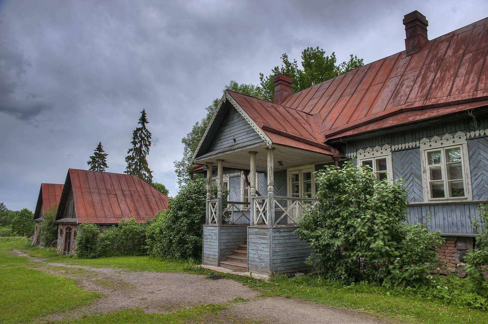 photo 143302 house of rimskykorsakov museum in loubensk