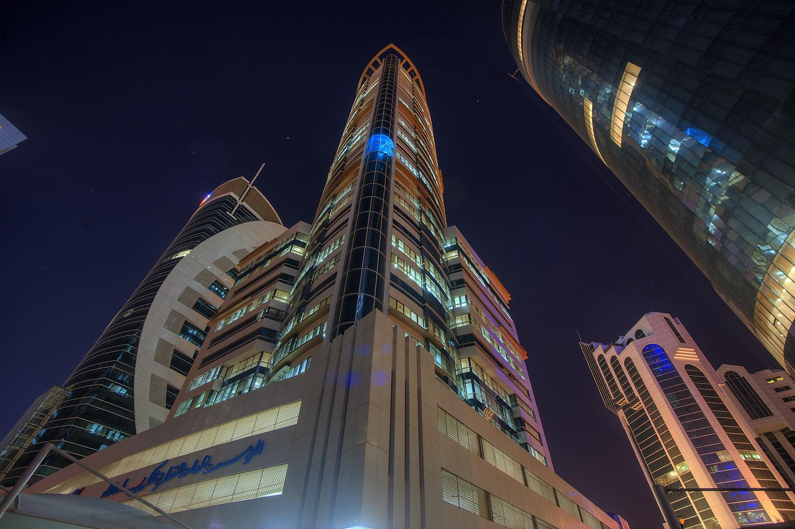 photo 149604 kahremaa tower in west bay doha qatar