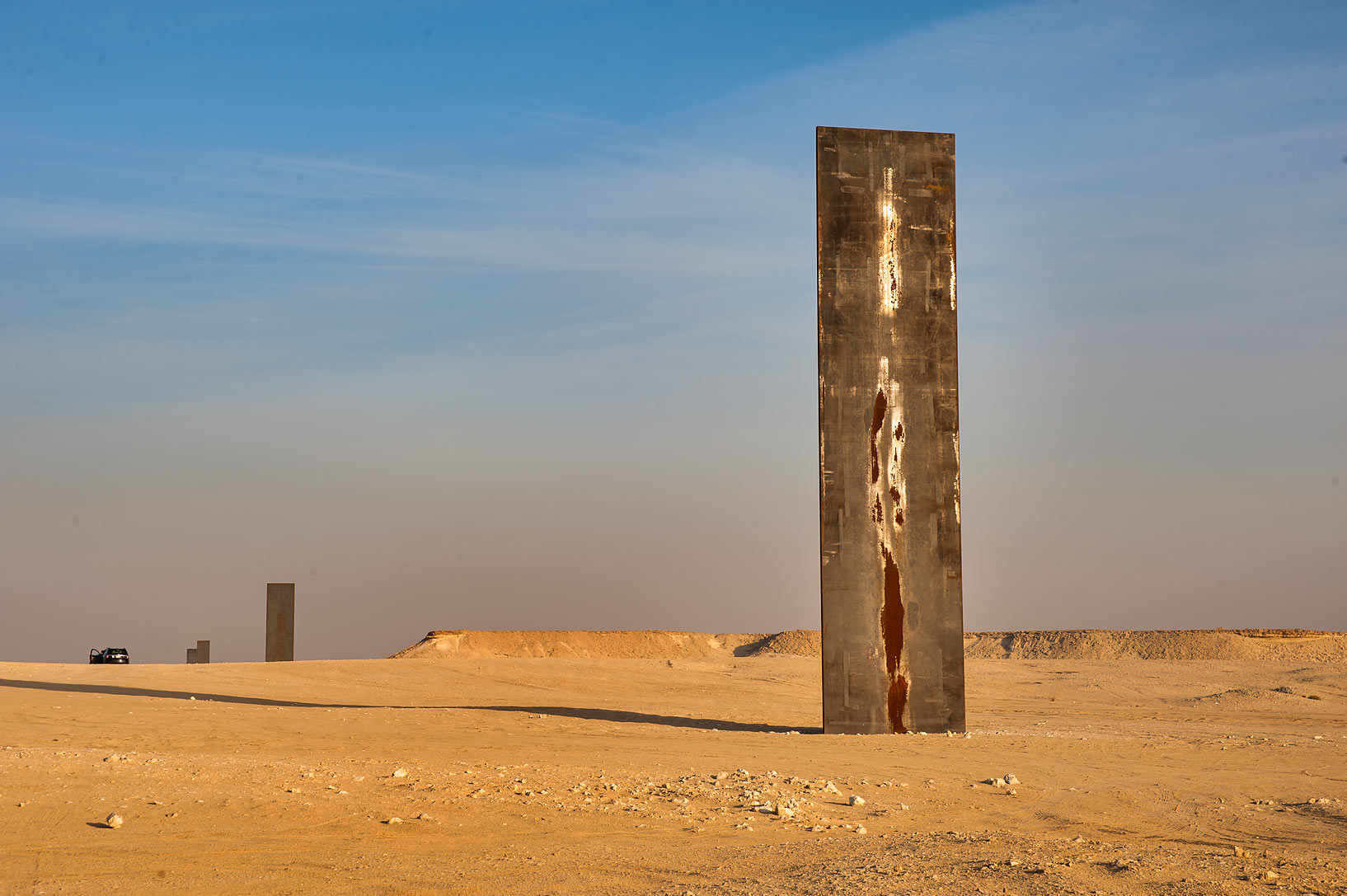 photo 150903 richard serras sculpture eastwestwest