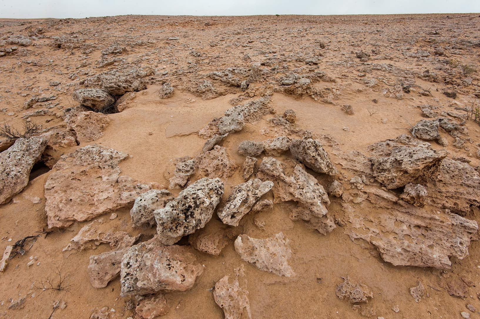 photo 156823 weathered limestone rocks in harrarah al