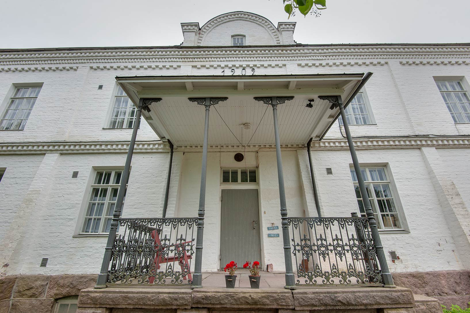 Konstantin Kiselev House west from Helsinki, Finland