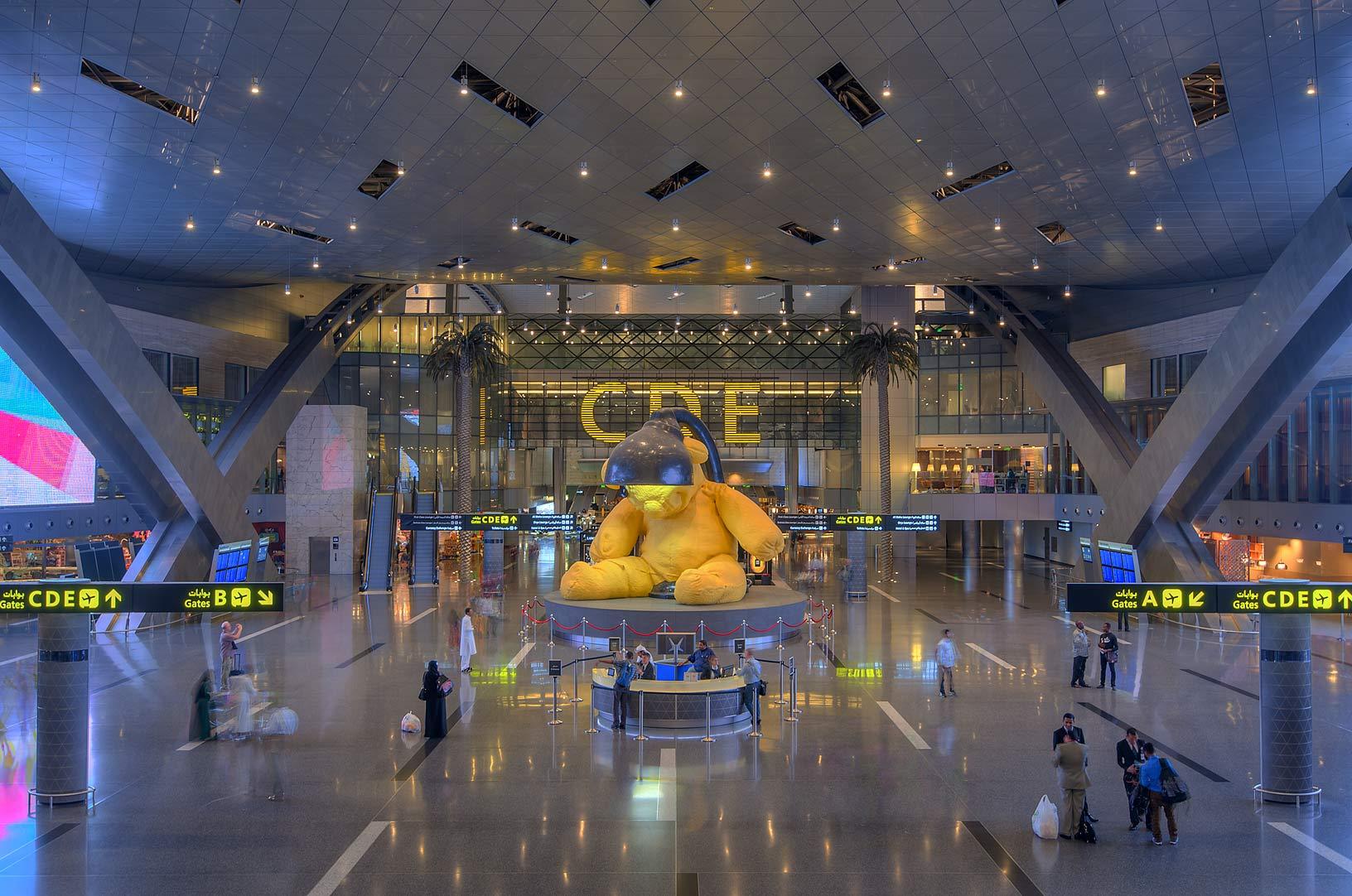 photo 165101 a hall in hamad international airport doha
