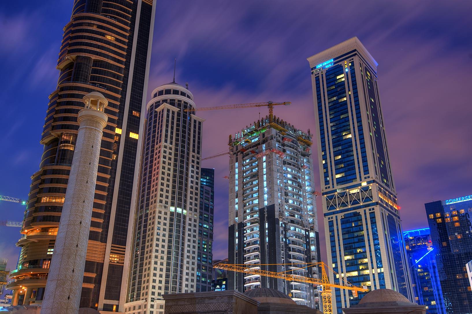 photo 170105 area of kempinski hotel in west bay doha