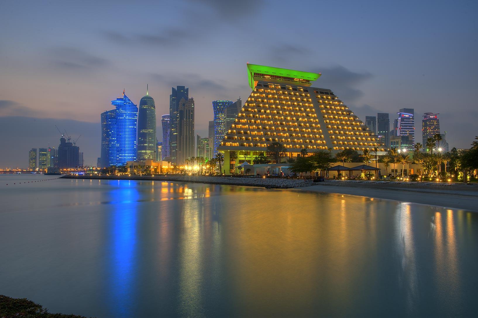 Qatar Beach Hotels