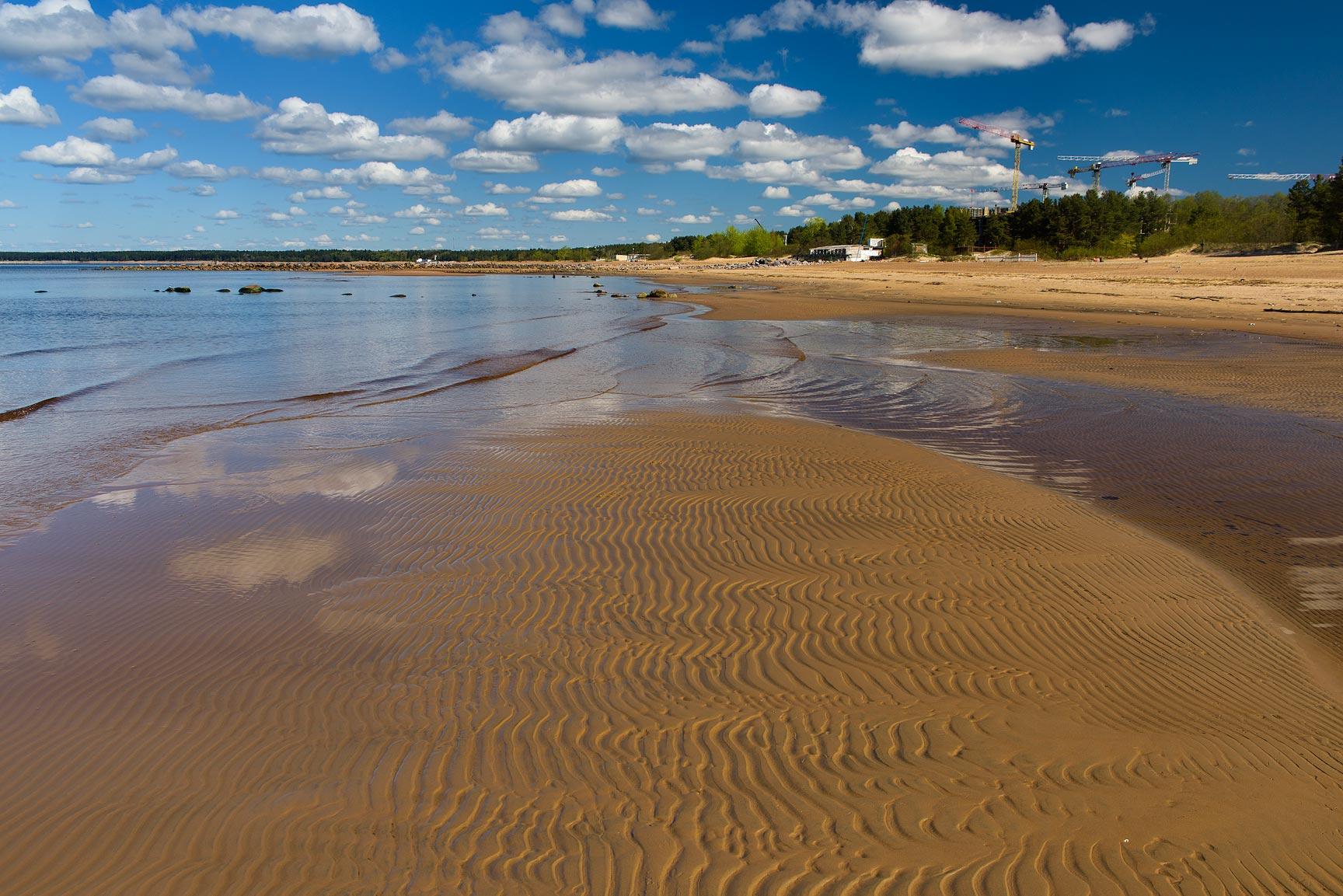 photo 182808 sand ripples east of solnechnoe near st