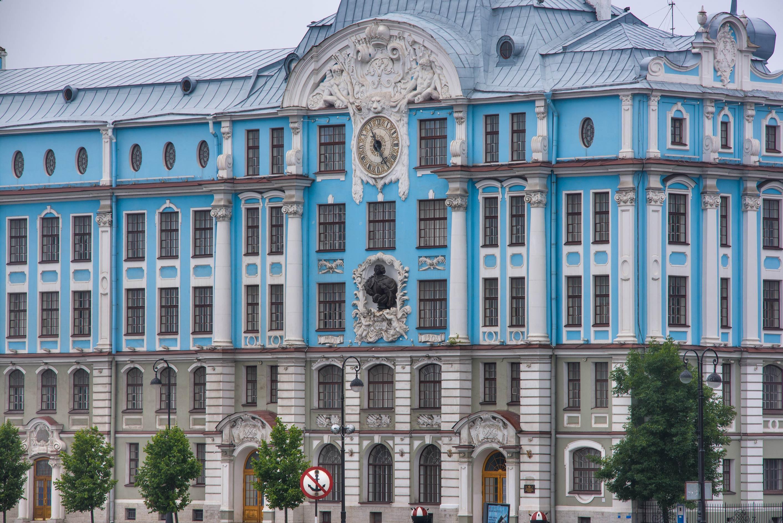 Nakhimov College in St. Petersburg 17