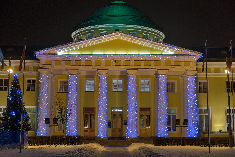 photo 197701 tavrichesky palace at 47 shpalernaya st