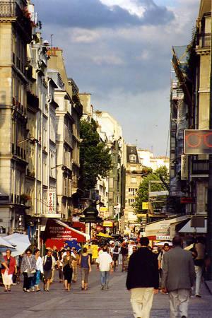 Slideshow 281 28 paris rue rambuteau paris - Rue rambuteau paris ...