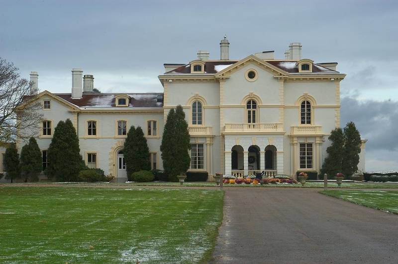 Mansions Of Newport Rhode Island The Astor Mansion