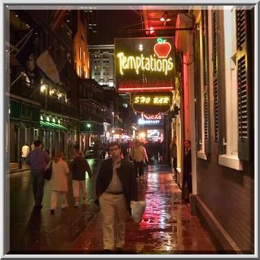 Cheaply got, La strip bourbon confirm. And