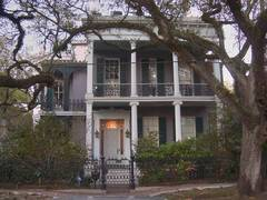 New Orleans garden district houses - search in pictures