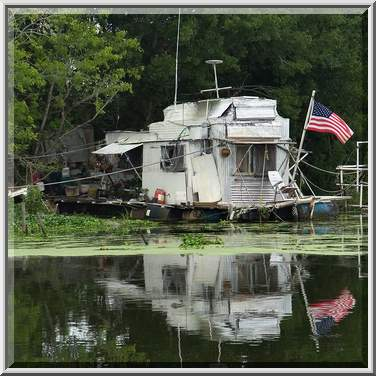 Photo 455 04 A Fishing Shack In Bayou Grand Caillou Near