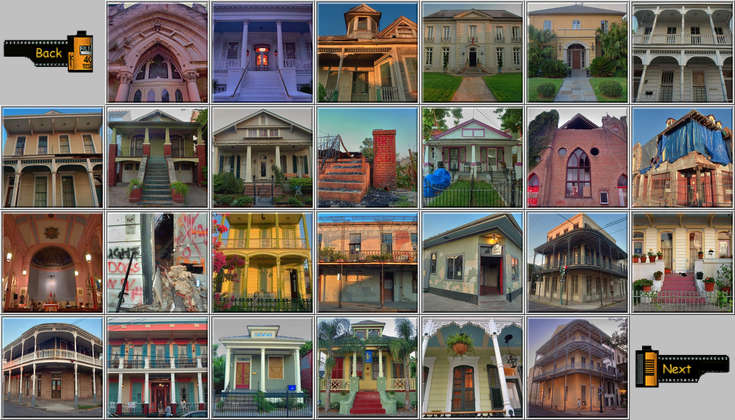 Image Gallery Marigny Louisiana