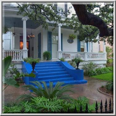 Photo 545 03 Sully Mansion Bed And Breakfast Inn At 2631 District New Orleans Louisiana