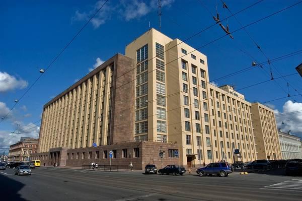 Slideshow 594-22: Bolshoy Dom, FSB (secret police